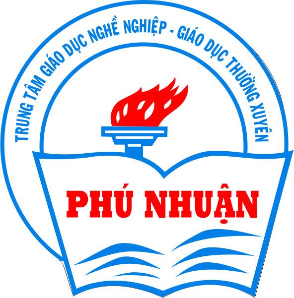 Trung Tâm Giáo dục nghề nghiêp - Giáo dục thường xuyên Quận Phú Nhuận